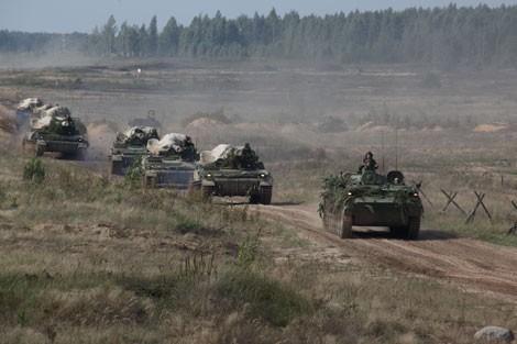 Nga tap tran Zapad-2021, Ba Lan ban bo tinh trang khan cap-Hinh-5