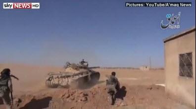 Video theo chan phien quan hoi giao is danh chiem Kobani