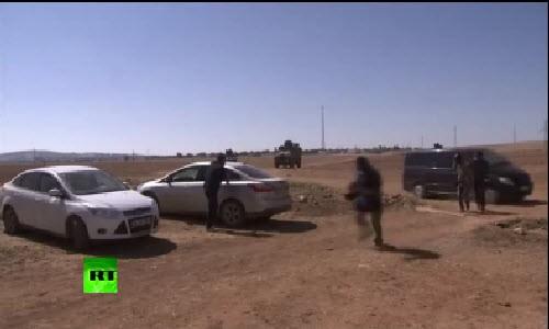 Video giao tranh ac liet o thi tran chien luoc cua Syria