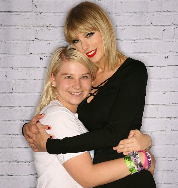 Fan than ngheo ke kho vi Covid-19, Taylor Swift hao phong tang ngay 3000 USD
