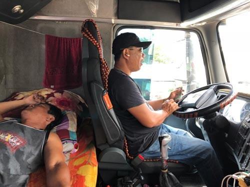 Ban mang cho hang sang Trung Quoc:
