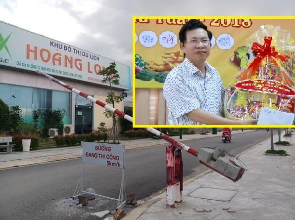 Pho Chu tich TP Nha Trang bi khoi to co lien quan den KDT Hoang Long?