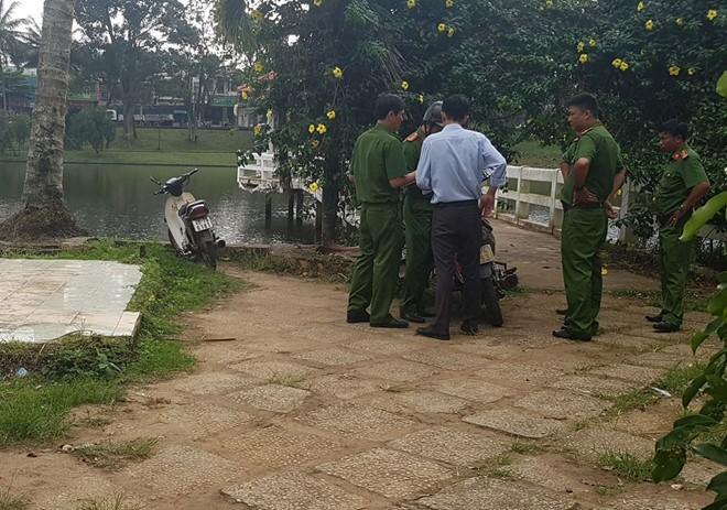Hung Yen: Phat hien thi the nam thanh nien chet tai nghia trang