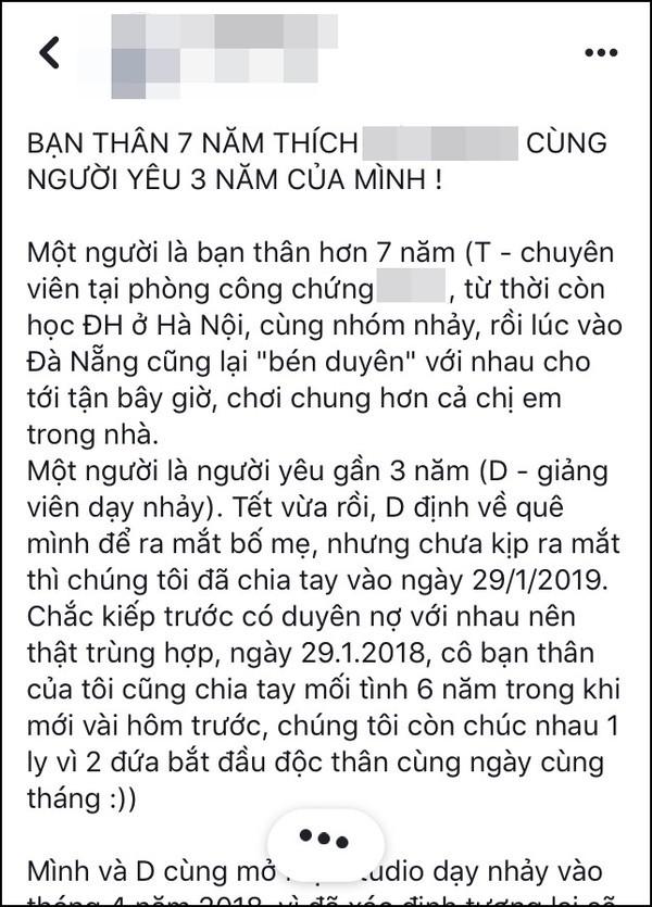 Cay dang phat hien bi nguoi yeu 3 nam phan boi, len lut qua lai voi chinh ban than 7 nam