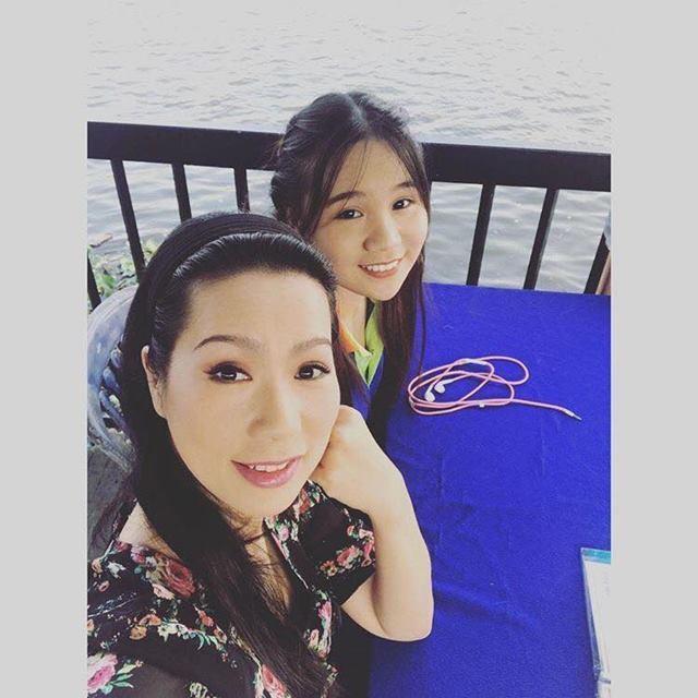 Day thi thanh cong, con cua NSUT Trinh Kim Chi gay choang vi... qua dep-Hinh-2
