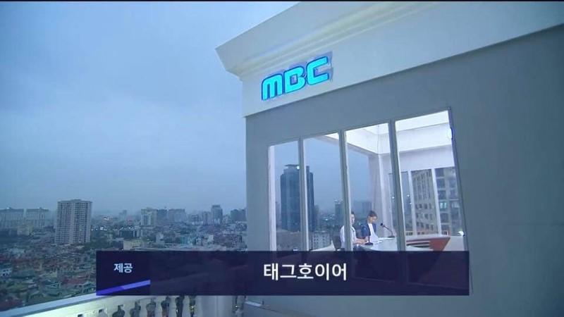 Dua tin Thuong dinh My - Trieu: Dai MBC lam