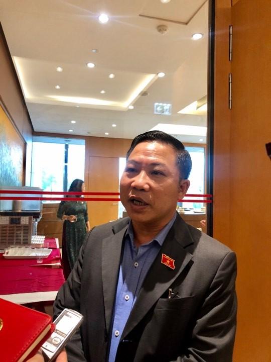 Vu 8B Le Truc, DBQH Luu Binh Nhuong: Ha Noi hua nhu 'dinh dong cot' nhung khong lam