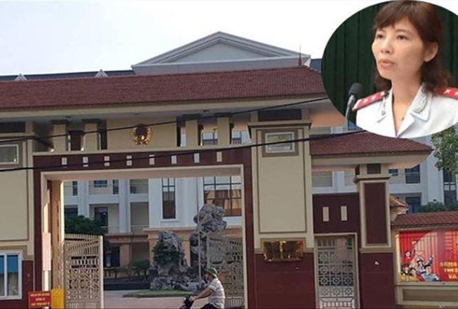 Thanh tra  'voi tien' o Vinh Phuc: Can luan chuyen can bo giau nhanh chong