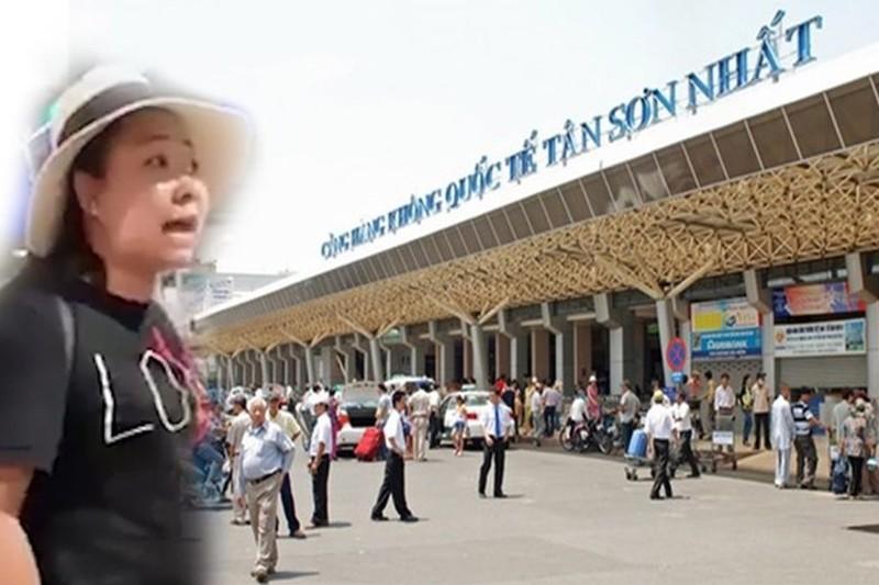 Nu khach hang nao loan san bay Tan Son Nhat: Co gai dang clip noi gi?-Hinh-8