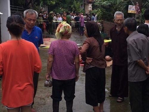 Tham sat gia dinh o Ha Noi: Nhan chung ke lai phut kinh hoang
