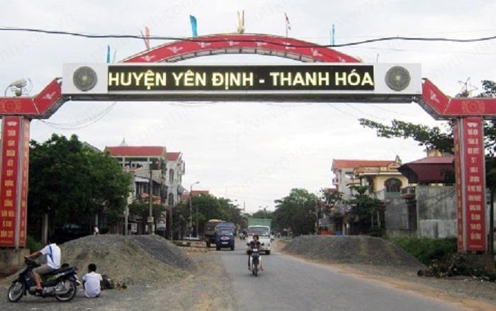 Huyen Yen Dinh no 50 ty tien an uong khong co kha nang chi tra