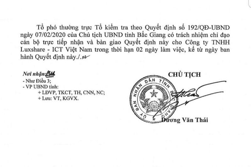 Cong ty Luxshase - ICT dua gan 677 nguoi Trung Quoc vao Viet Nam lao dong trai phep-Hinh-3