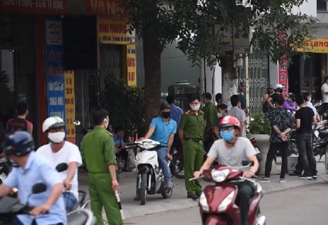 He lo chu muu dau doc vu Chi Cuc truong thi hanh an Thanh Hoa chet bat thuong