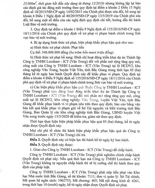 Cong ty Trung Quoc Luxshase - ICT sai pham: Tiep tuc bi xu phat 340 trieu dong-Hinh-3