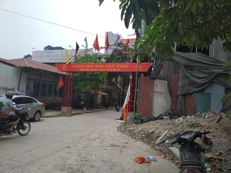 Hoai Duc: Nha xay vuot tang, Pho Chu tich xa An Khanh biet nhung lam ngo?-Hinh-2