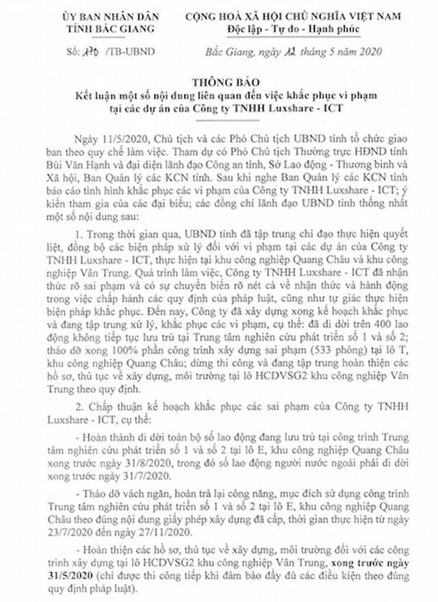 Cong ty Luxshase - ICT sai pham: Hang tram nguoi Trung Quoc di doi di dau?-Hinh-2