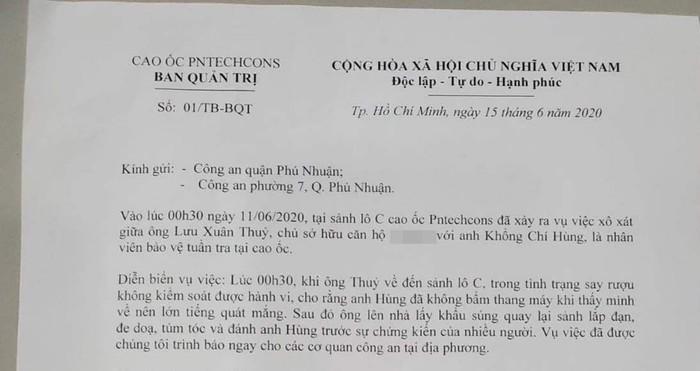An phat nao cho PCT tap doan Deo Ca cam sung doa bao ve?-Hinh-2