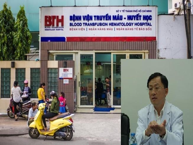 BV Huyet hoc truyen hoa chat het han: Giam doc Dung phai chiu trach nhiem?-Hinh-2