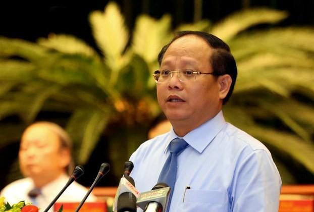 Nong: Khoi to ong Tat Thanh Cang - cuu Pho Bi thu TP HCM