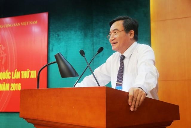 Chan dung lanh dao Lien hiep cac hoi Khoa hoc va Ky thuat Viet Nam nhiem ky 2020 -2025-Hinh-4
