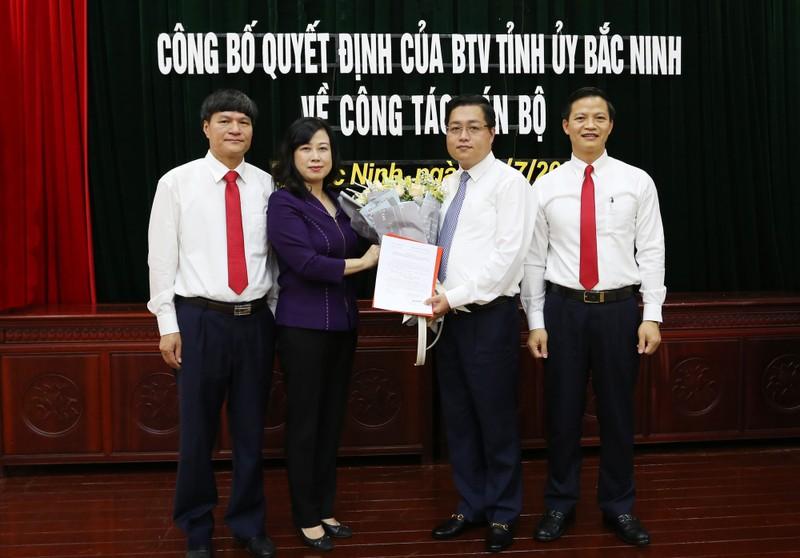 Quan lo bat ngo cua tan Giam doc So LD-TB va XH tinh Bac Ninh