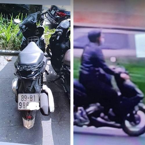 Phat lai xe co tinh lao theo doan xe phuc vu Dai hoi Dang XIII
