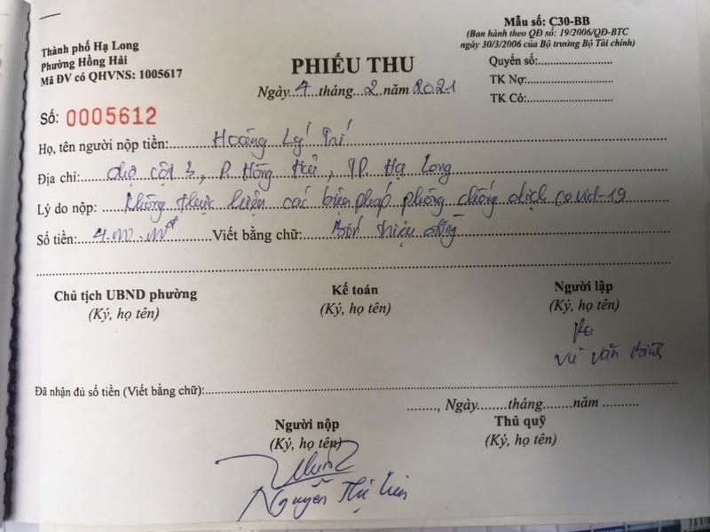 Ha Long dinh chi cho Cot 3 do loi long phong chong dich COVID-19-Hinh-2