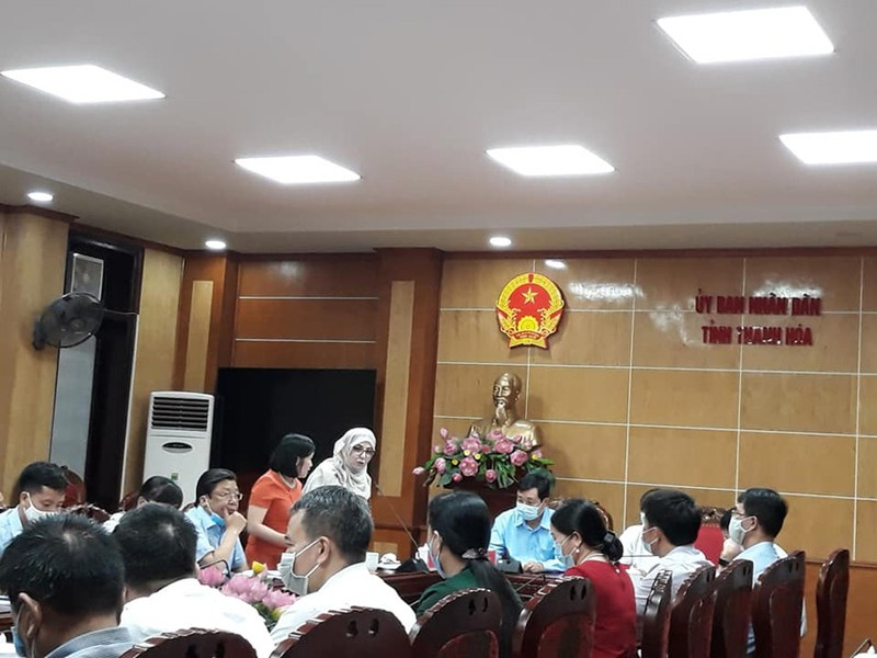 Lien hiep cac Hoi KH&KT Viet Nam tinh Thanh Hoa: Khong ngung phat trien-Hinh-3