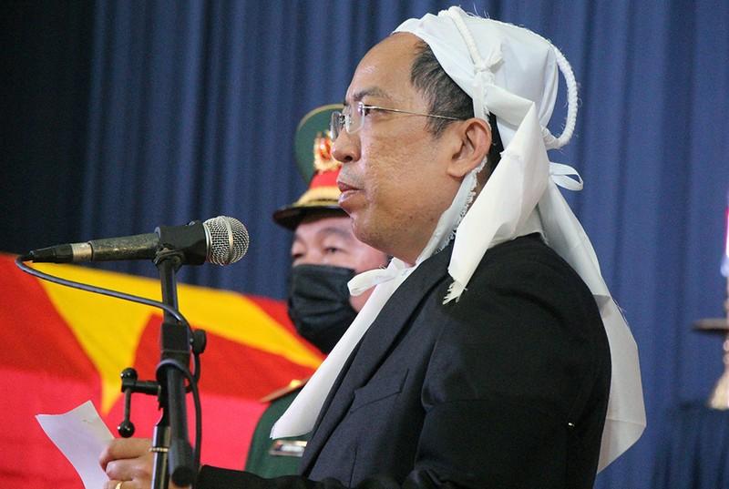 Tang le nguyen Pho Thu tuong Truong Vinh Trong: Con trai xuc dong noi loi tien biet-Hinh-2