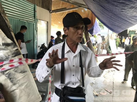 Chay lon trong hem Sai Gon, 3 nguoi trong mot nha tu vong thuong tam-Hinh-5