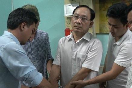 He lo nguyen nhan an mang lien quan Giam doc Benh vien Cai Lay