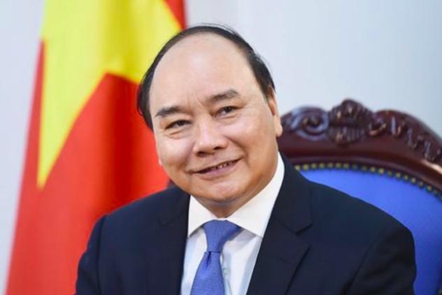 Chu tich nuoc Nguyen Xuan Phuc phat bieu tai dien dan Bac Ngao, Trung Quoc