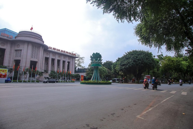 Pho phuong Ha Noi khac la trong ngay Gio to Hung Vuong