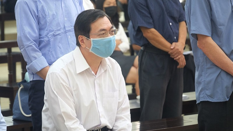 Xet xu ong Vu Huy Hoang: Se thu hoi toan bo tai san that thoat