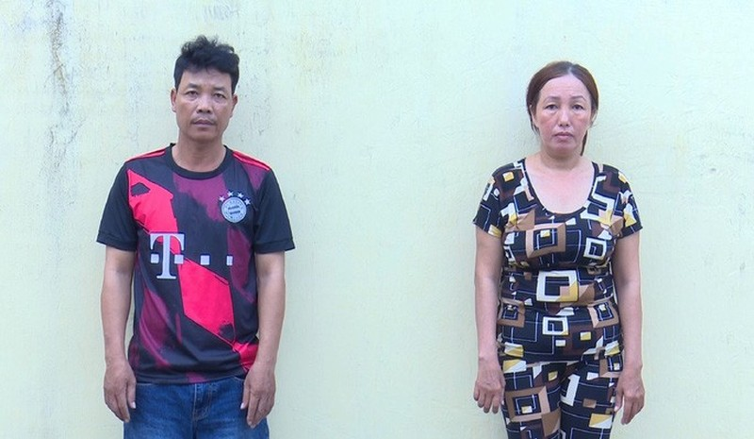Video: Cong an giai cuu doi nam nu bi danh, cot vao goc cay