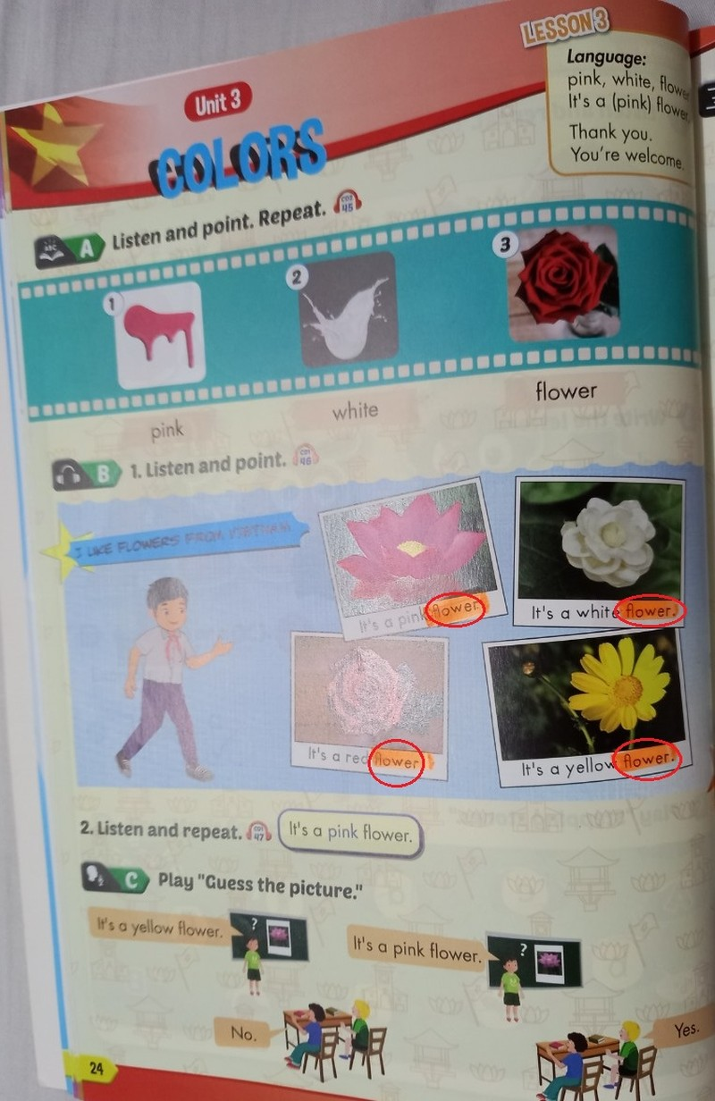 SGK tieng Anh i-Learn Smart Start - Student's Book bi phan anh co nhieu