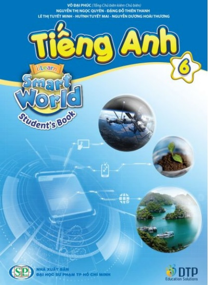 SGK tieng Anh i-Learn Smart World lop 6 cung bi phan anh co nhieu 'san'