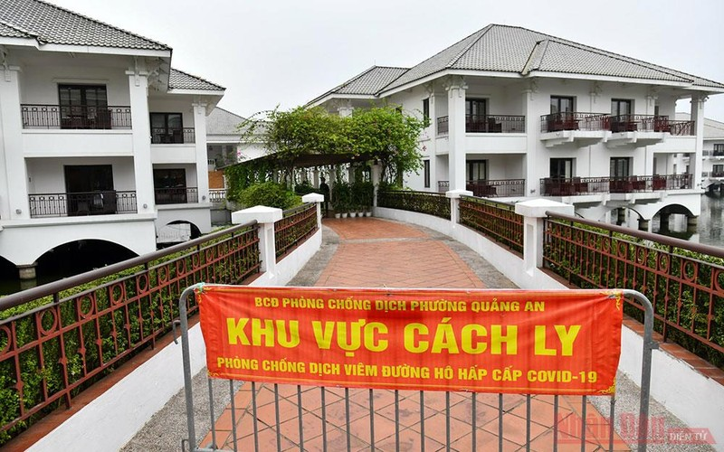 Cach ly COVID-19 tap trung: Truong hop nao duoc mien phi?