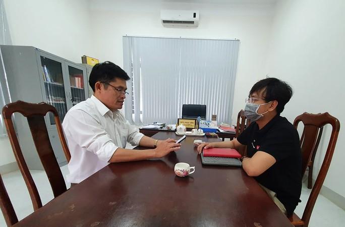 Vu vi pham giao thong roi xo xat voi CSGT: Cach chuc Trung ta Nguyen Dinh Duc