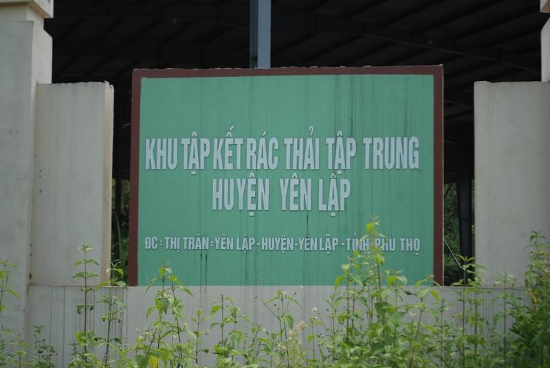 """Phu Tho: Nguoi dan khon kho vi """"song chung"""" voi """"nui rac khong lo""""-Hinh-9"""