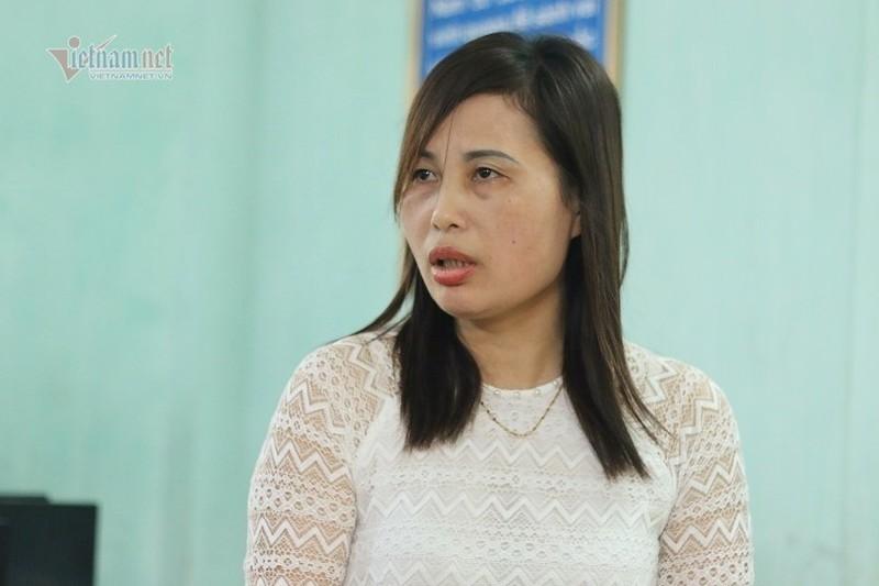 Ket luan vu co giao Nguyen Thi Tuat: 5/16 noi dung to cao dung