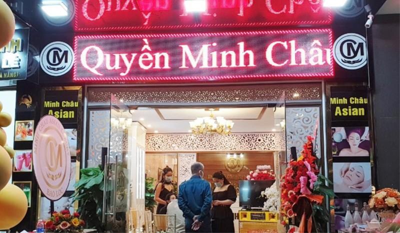 Khoi to 13 doi tuong trong vu au da lien quan den TMV Minh Chau Asian