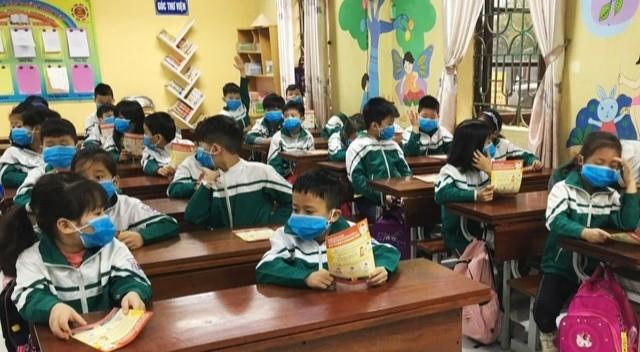 Tu 19/7: Hoc sinh Bac Ninh tro lai truong hoc