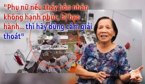 Chong chem vo o Thanh Hoa: