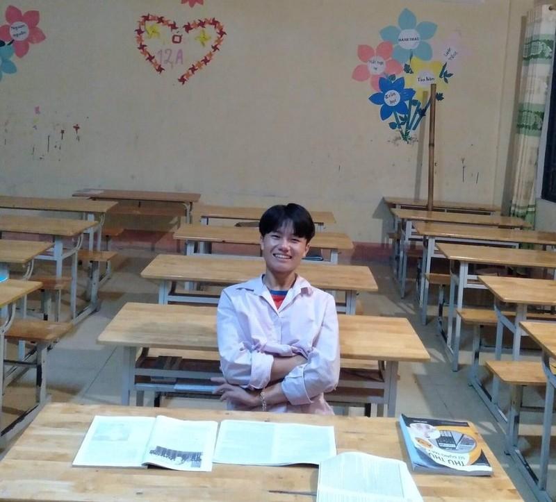 """Nhung tam guong vuot kho gianh """"diem vang"""" ky thi tot nghiep THPT-Hinh-3"""
