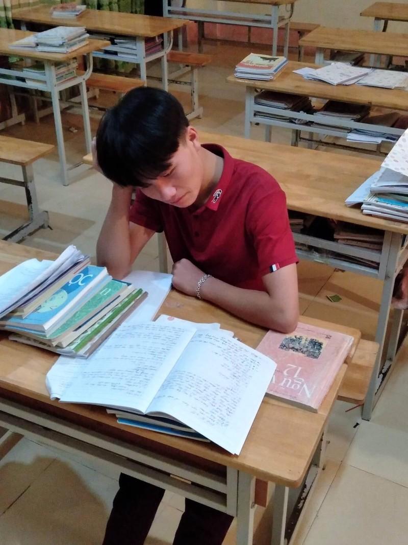 """Nhung tam guong vuot kho gianh """"diem vang"""" ky thi tot nghiep THPT-Hinh-4"""