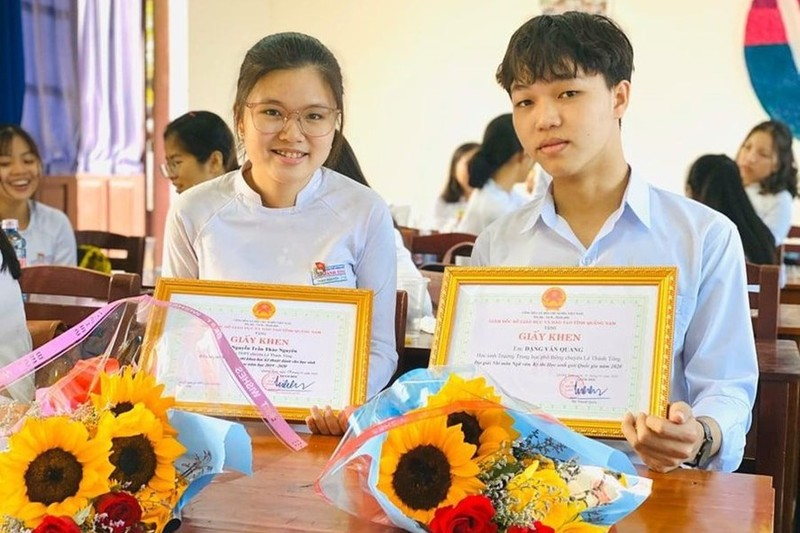 """Nhung tam guong vuot kho gianh """"diem vang"""" ky thi tot nghiep THPT-Hinh-8"""