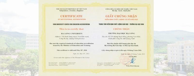 Bo GD&DT cong bo danh sach 181 co so dao tao dat chuan