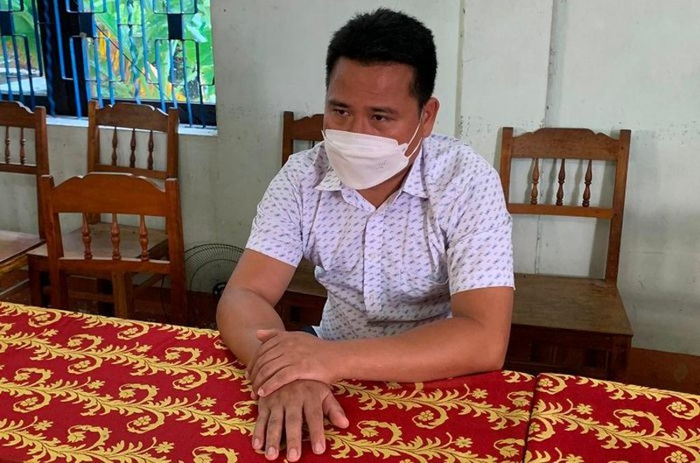 Bat giam can bo trung tam phat trien quy dat o Thua Thien - Hue