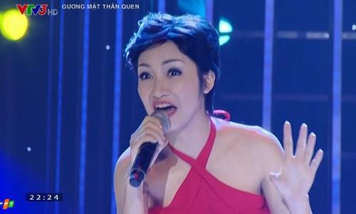 My Linh cuoi ngat voi phien ban My Linh di dang